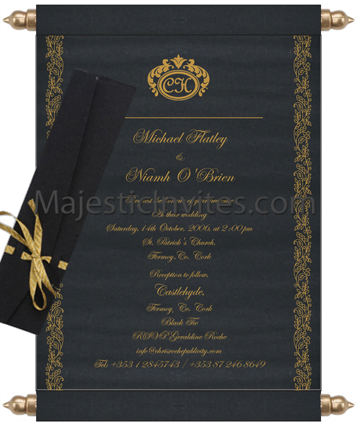 About MajesticInvites.com - Unique wedding invitations ...